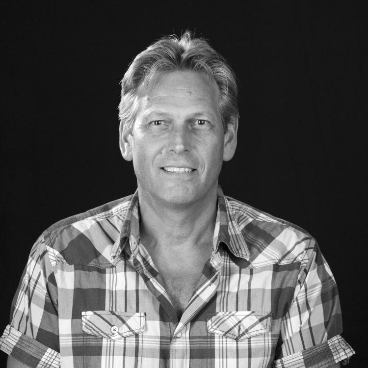 Wim Beks - Hoofduitvoerder NL
