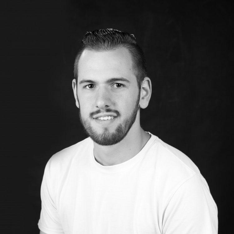 Brandon van Eecke - Productiemedewerker