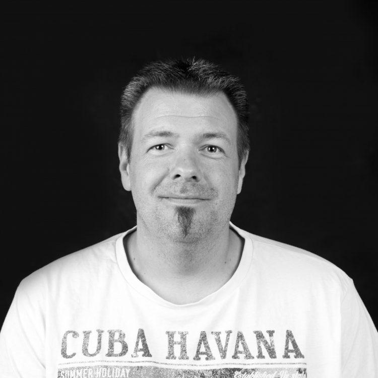 Gert Keyers - Productiemedewerker