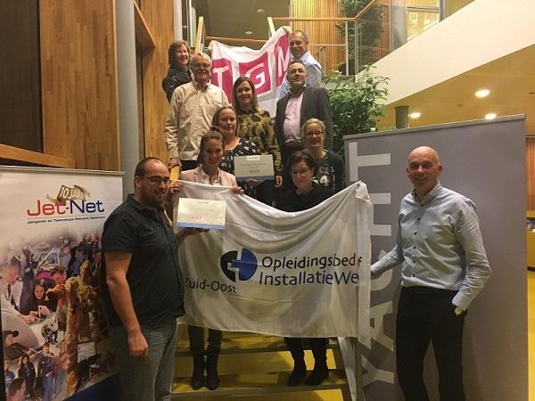 Jet Net lanceert cluster de Peel bij TGM